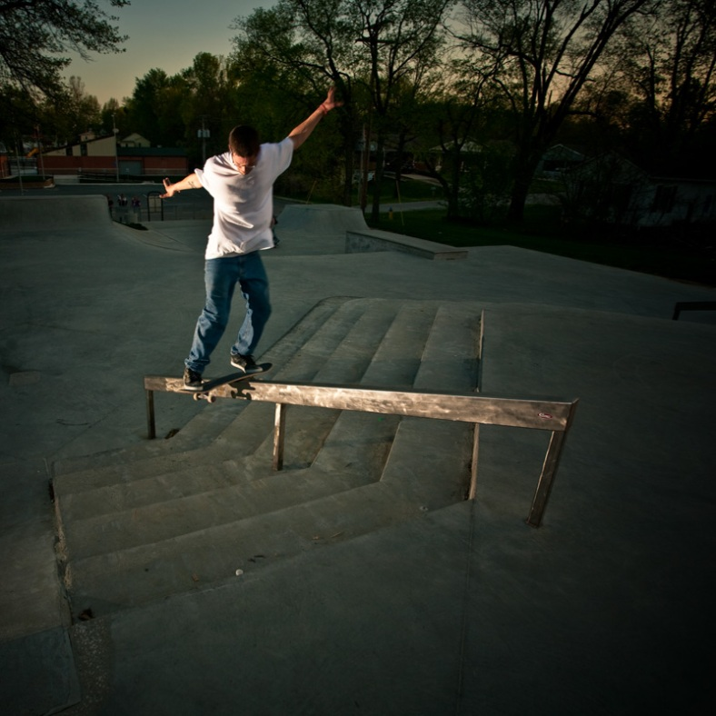 Jake Schwerdt Switch FS Board